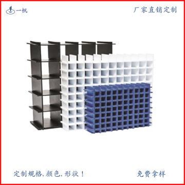 厂家直销中空塑料隔板刀卡PEPP板分隔系统瓦楞隔板颜色规格定制